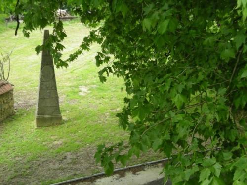 Obelisk from 1822